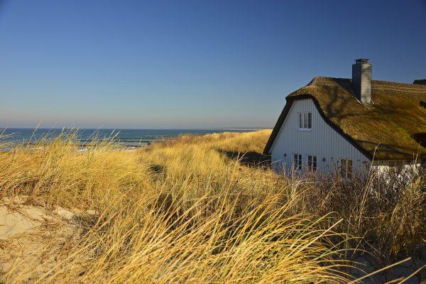 Een vakantiehuisje in de natuur
