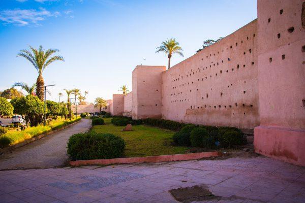 Marrakech: ver weg maar stiekem toch dichtbij